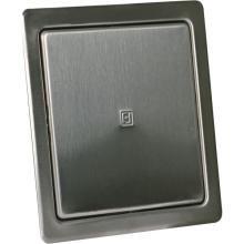Метален ревизионен капак от неръждаема стомана HACO