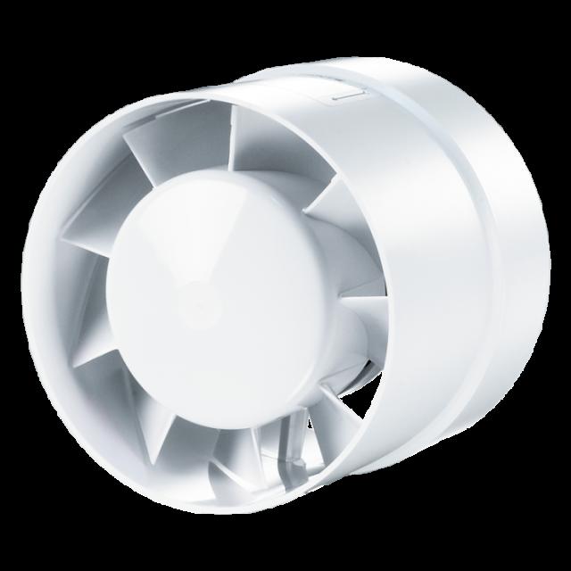 Канален вентилатор без периферия